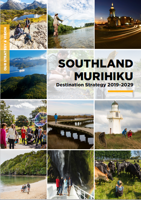 Tourism blueprint launched for Southland