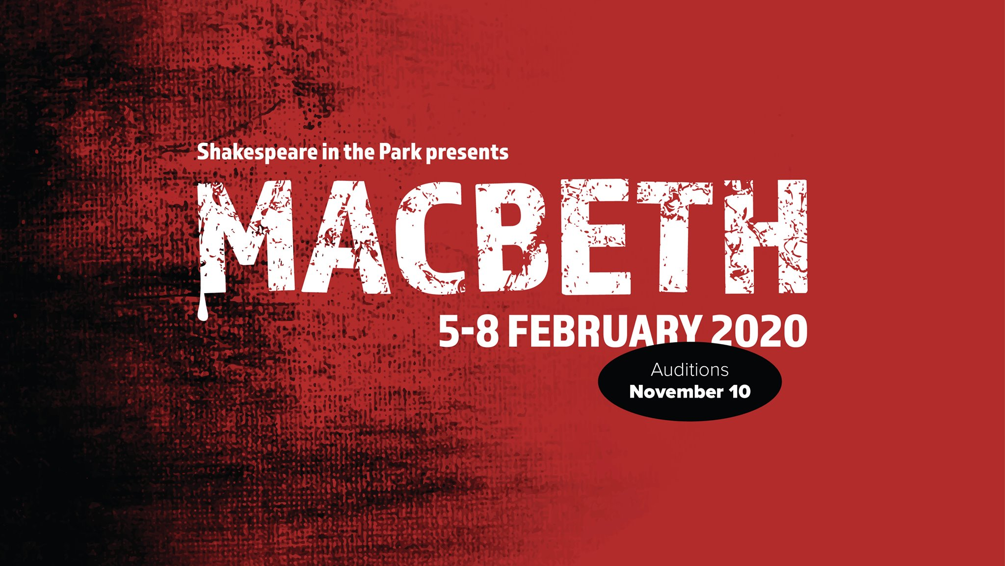 Macbeth chosen for twentieth year of Shakespeare in the Park
