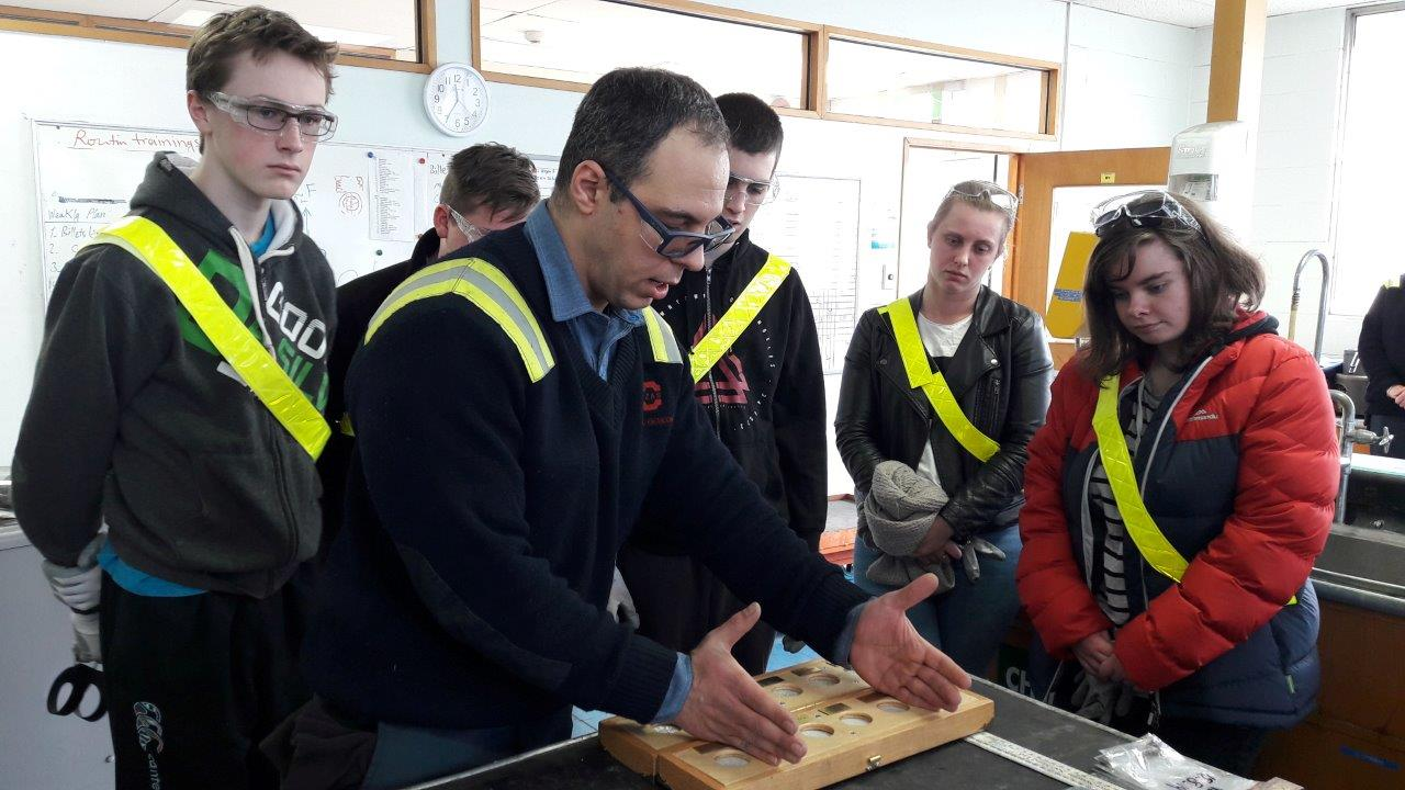 Workplace tours for Southland youth