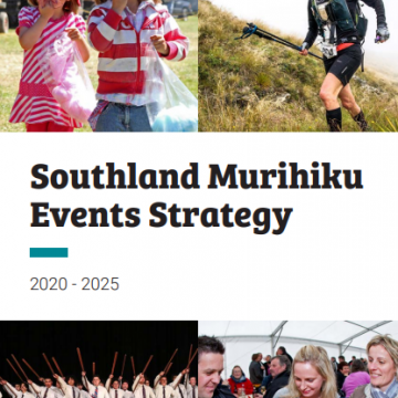 Southland Murihiku Events Strategy