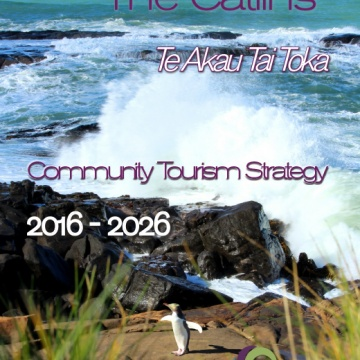 Catlins Tourism Strategy 2016 - 2026